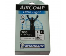 Michelin AirComp Ultralight 700x18/23C 52mm İç Lastik